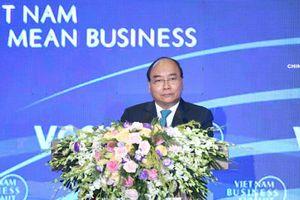Thủ tướng: 'Việt Nam có thể ươm mầm doanh nghiệp lớn đủ sức cạnh tranh quốc tế'