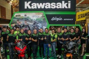 Kawasaki công bố bảng giá mới nhất cho các mẫu xe tại thị trường Việt Nam