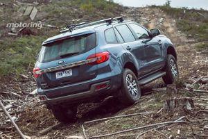Chuyên gia nước ngoài đánh giá xe Ford Everest 2019