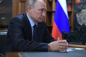 Putin đến cuộc tập trận 'Vostok-2018'