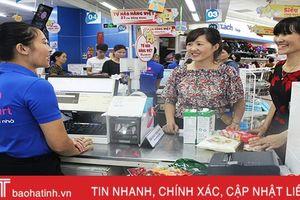 Thành phố Hà Tĩnh tạo 'sức bật' cho thương mại, dịch vụ