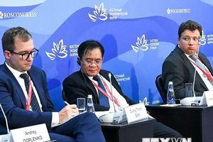 Việt Nam tham gia tham luận tại Diễn đàn Kinh tế Phương Đông