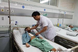 Phú Thọ: Cứu sống một nam thanh niên bị đâm thấu tim