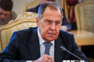Moskva sẵn sàng thực hiện các bước đi cải thiện quan hệ Nga-Mỹ