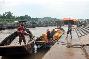 Ứng phó bão số 5: Quảng Ninh cấm biển từ 6 giờ ngày 13/9