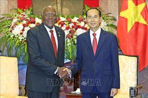 Quan hệ Việt Nam - Cuba tiếp tục được củng cố và phát triển toàn diện