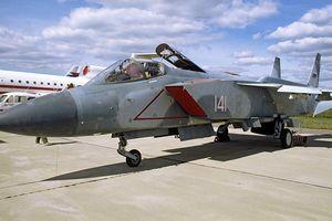 Đáp trả 'ngoáo ộp' F-35 Mỹ, Nga phát triển máy bay cất cánh thẳng đứng