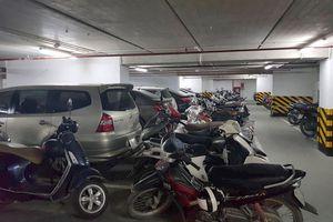 Chủ đầu tư thu tiền giữ xe sai quy định, ai xử lý?