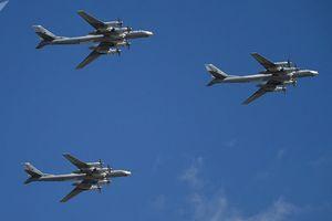 Chiến đấu cơ Mỹ 'rượt đuổi' máy bay ném bom Nga ở Alaska