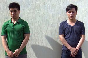 Bắt hai thanh niên cướp vàng của hai cụ già U80