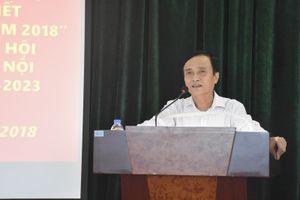 Quán triệt Nghị quyết Đại hội Công đoàn thành phố Hà Nội lần thứ XVI
