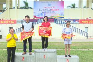 Chung kết Giải chạy báo Hà Nội Mới lần thứ 45 - Vì hòa bình năm 2018 huyện Đông Anh
