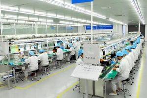 Vốn FDI vào chế biến, chế tạo