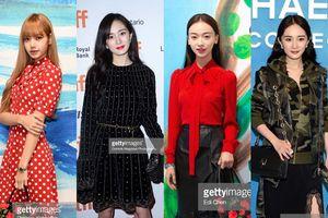 Vừa tham dự 'Tuần lễ thời trang New York' cùng Ngô Cẩn Ngôn, Dương Mịch đã 'hô biến' sang LHP Toronto 2018