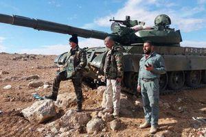 Quân đội Syria ồ ạt tấn công Idlib giữa lúc căng thẳng