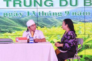 Nhân viên y tế cơ sở 6 tỉnh tranh tài, Phú Thọ giành giải Nhất