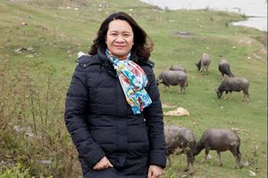 'Anh hùng môi trường' Ngụy Thị Khanh: 'Nhận diện thách thức để cùng hành động'