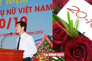 Bài phát biểu, diễn văn ngày Phụ nữ Việt Nam 20/10 hay và ý nghĩa nhất