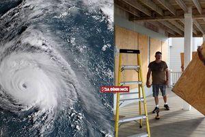 Siêu bão Florence điều chỉnh hướng, Mỹ mở rộng khu vực ban bố tình trạng khẩn cấp