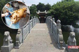 Những điều kỳ bí về ngôi đền thờ 'Thần Chó'