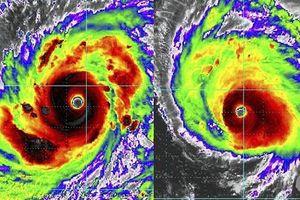 Nhận định mới nhất về siêu bão Mangkhut: Mạnh tương đương bão Hải Yến năm 2013