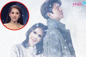 Việt Hương say sưa tìm người yêu cho 'tình cũ' trên sóng truyền hình đến nỗi Puka phải nhắc khéo