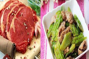 Học ngay cách nấu thịt bò xào khổ qua - món ăn bổ dưỡng cho cả nhà