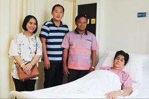 Kịp thời cứu sống bệnh nhân Campuchia suýt đột tử vì tắc mạch vành