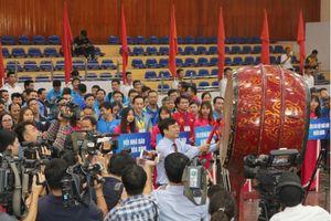 Khai mạc Giải Bóng bàn Cúp Hội Nhà báo Việt Nam lần thứ XII-2018