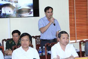 Thực hiện đồng bộ các giải pháp, cơ chế chính sách khôi phục sản xuất, ổn định đời sống nhân dân vùng bị thiệt hại do mưa lũ
