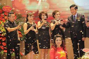 CLB Doanh nhân 9295 gia nhập Hội Doanh nhân tư nhân Việt Nam đúng dịp sinh nhật