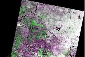 Phát hiện lũ Đồng bằng sông Cửu Long diễn biến phức tạp nhờ ảnh vệ tinh viễn thám radar