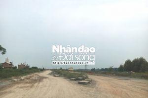 Dự án nghìn tỷ nằm chờ vốn ở Phú Thọ
