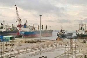 Quảng Ninh: Hai công nhân tử vong khi đang sửa tàu biển