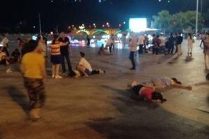 Xe điên lao vào đám đông tại Trung Quốc, 9 người thiệt mạng