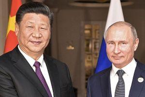 Tổng thống Nga sẽ dự Thượng đỉnh 'Vành đai và Con đường' ở Trung Quốc