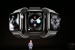 Apple Watch 4 ra mắt ấn tượng: Giá bán 399 USD, chính thức lên kệ 17/9