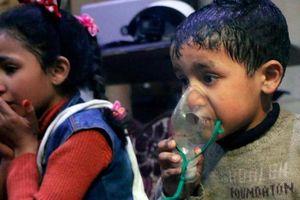 Quân đội Nga: Phiến quân đang dựng phim tấn công hóa học ở Syria với trẻ mồ côi