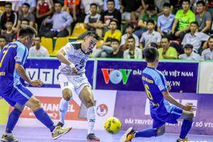 Futsal HDBank VĐQG 2018: Sanatech Sanest Khánh Hòa quật ngã ĐKVĐ Thái Sơn Nam