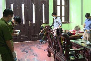 Bộ Công an khen thưởng chuyên án sát hại 2 vợ chồng ở Hưng Yên