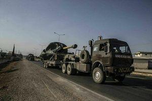 Thổ Nhĩ Kỳ gửi tiếp viện gây sức ép cho SAA trên mặt trận tỉnh Idlib