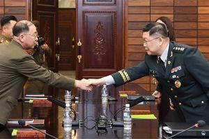 Đàm phán quân sự liên Triều cấp chuyên viên chuẩn bị cho hội nghị thượng đỉnh lần 3