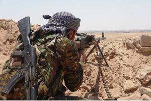 Mỹ hậu thuẫn SDF 'càn quét' căn cứ cuối cùng của IS tại thung lũng Euphrates