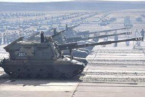 Màn phô trương xe tăng Nga - Trung Quốc không có giá trị trong tác chiến hiện đại?