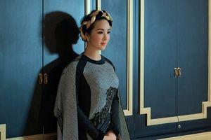 Hoa hậu đền Hùng Giáng My biến ảo với bộ sưu tập mới của Võ Việt Chung