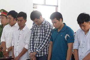 Đánh chết bị can, 5 cựu công an lãnh 27 năm tù