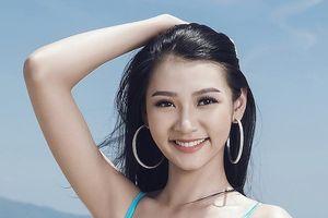 Ngắm các thí sinh hoa hậu Việt Nam diện bikini nóng bỏng