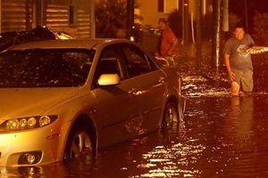 Bờ Đông Mỹ ngập lụt vì bão Florence
