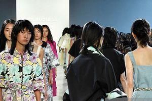 Show diễn đầu tiên quy tụ toàn người mẫu châu Á tại tuần lễ New York