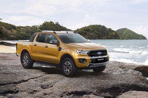 Ford Ranger 2019 có 7 phiên bản, giá từ 630 triệu đồng tại Việt Nam